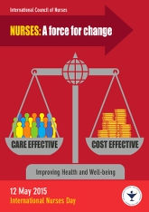 ICN national nurses day 2015
